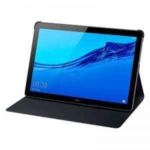 Funda Original Huawei MediaPad T5 Flip Cover Negro (Con Blister) 4
