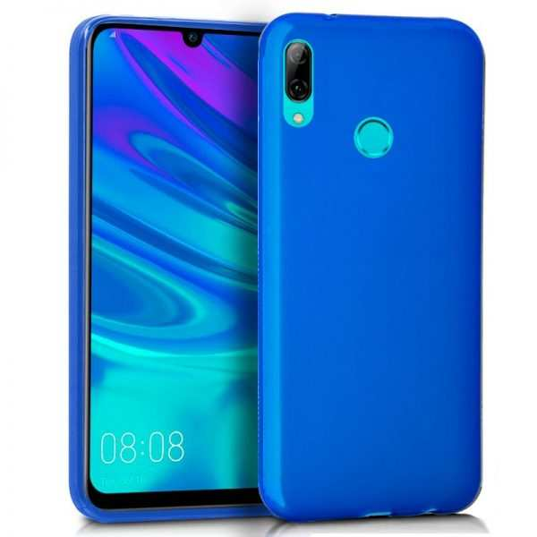 Funda Silicona Huawei P Smart (2019) / Honor 10 Lite Azul 1