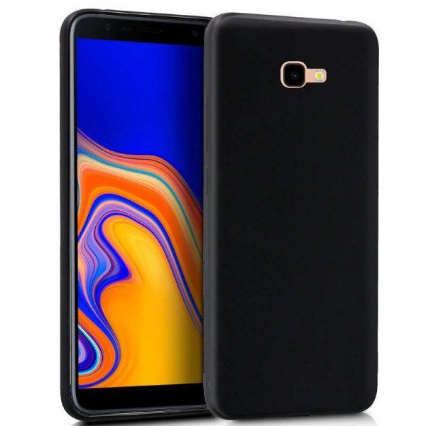 Funda Silicona Samsung J415 Galaxy J4 Plus (Negro) 1