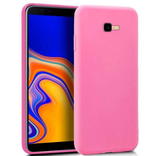 Funda Silicona Samsung J415 Galaxy J4 Plus (Rosa) 1