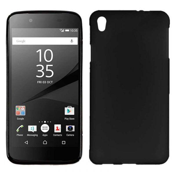 Funda Silicona Sony Xperia Z5 Premium (Negro) 1