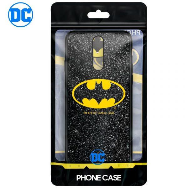 Carcasa Huawei Mate 10 Lite Licencia DC Glitter Batman 2