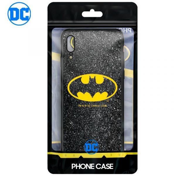 Carcasa Huawei P20 Licencia DC Glitter Batman 2