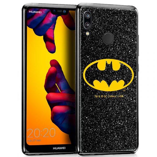Carcasa Huawei P20 Lite Licencia DC Glitter Batman 1