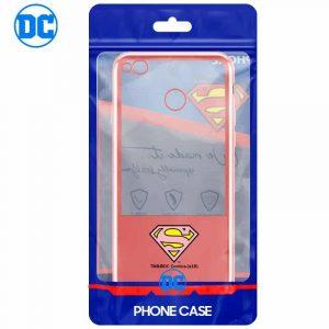 Carcasa Huawei P8 Lite (2017) Licencia DC Borde Superman 3