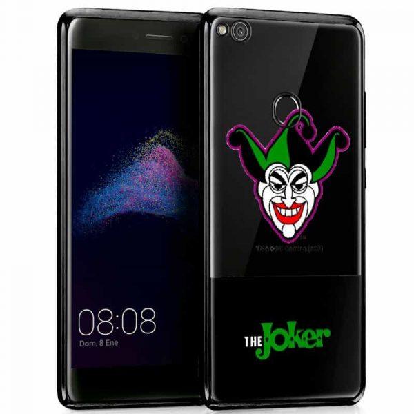 Carcasa Huawei P8 Lite (2017) Licencia DC Joker 1