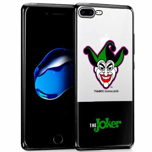Carcasa iPhone 7 Plus / iPhone 8 Plus Licencia DC Joker 1