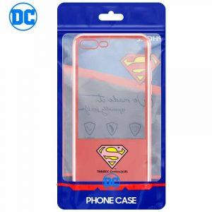 Carcasa iPhone 7 Plus / iPhone 8 Plus Licencia DC Superman 3