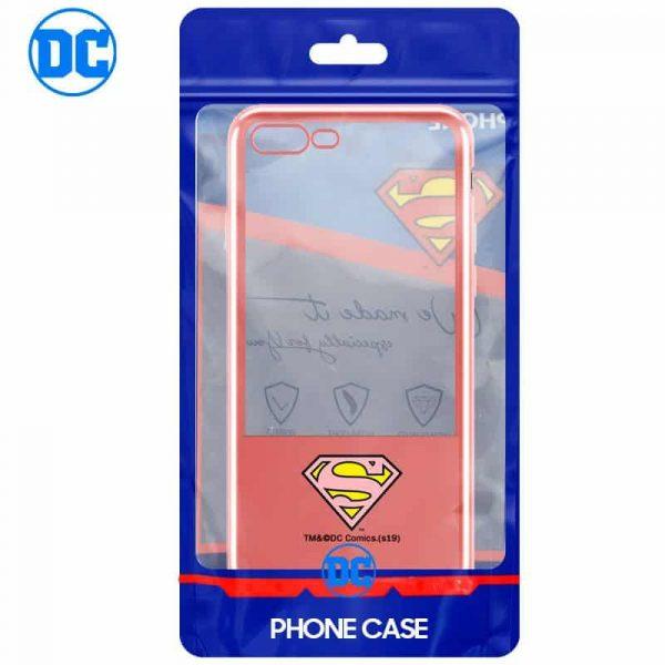 Carcasa iPhone 7 Plus / iPhone 8 Plus Licencia DC Superman 2