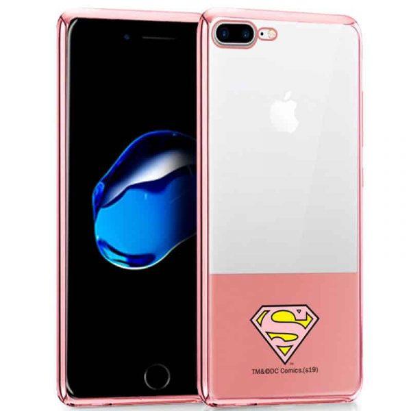 Carcasa iPhone 7 Plus / iPhone 8 Plus Licencia DC Superman 1