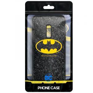 Carcasa Samsung G965 Galaxy S9 Plus Licencia DC Glitter Batman 3
