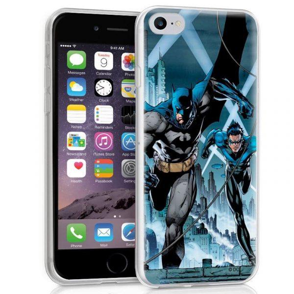 Carcasa iPhone 6 Plus / 6s Plus Licencia DC Batman 1