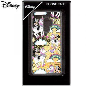 Carcasa Samsung Galaxy S9 Plus Licencia Disney Glitter Minnie 3