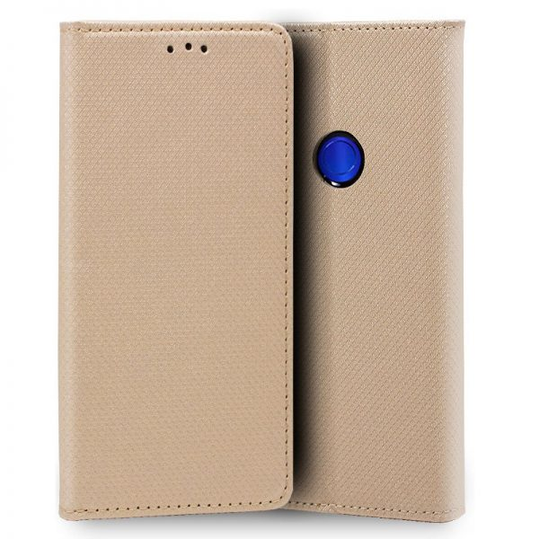 Funda Con Tapa Xiaomi Redmi 7 Liso Beige 1