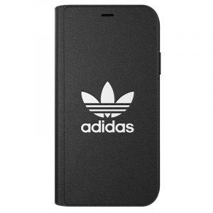 Funda Con Tapa iPhone XR Licencia Adidas Negro 6