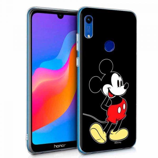 Carcasa Huawei Y6 2019 / Honor 8A Licencia Disney Mickey 1