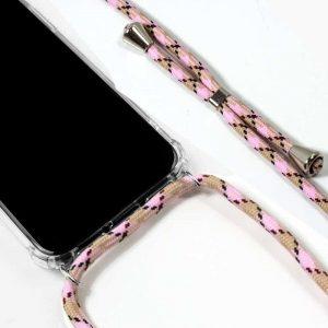 Carcasa iPhone 11 Cordón Rosa 4
