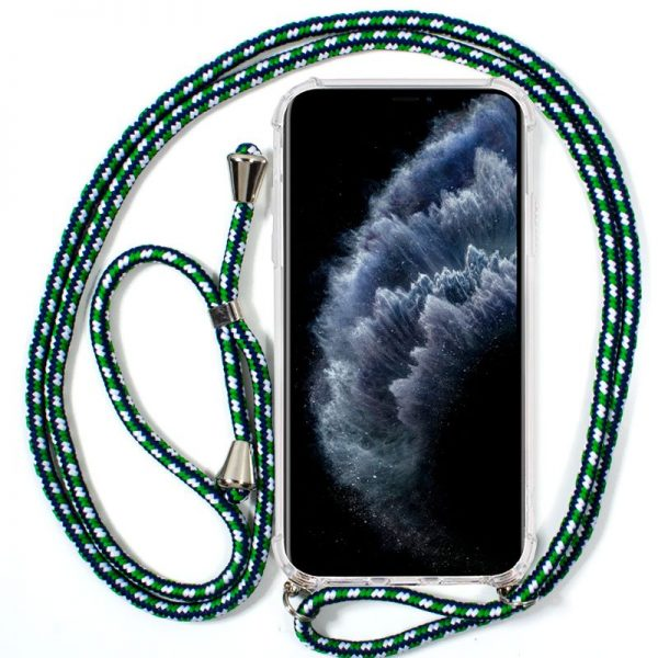 Carcasa iPhone 11 Pro Cordón Verde 1