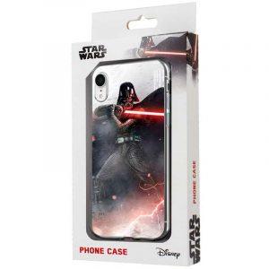 Carcasa iPhone XR Licencia Star Wars Darth Vader 3