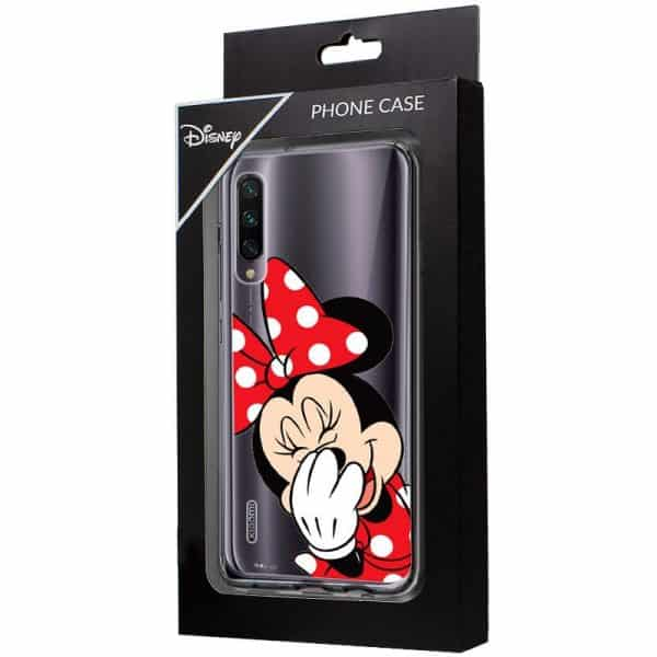 Carcasa Xiaomi Mi A3 Licencia Disney Minnie 2